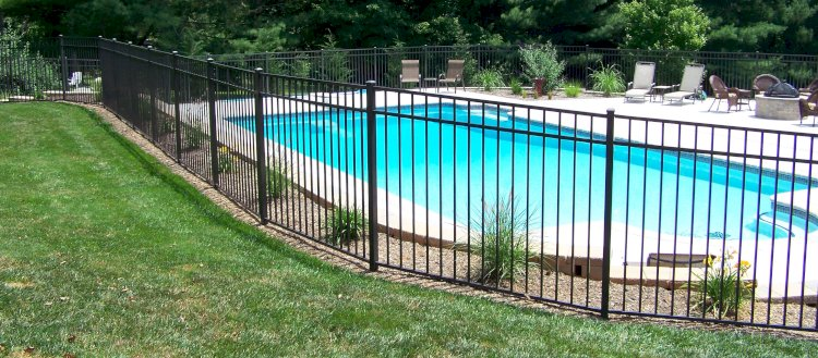 Is a Step & Touch evaluation compulsory after installing a new swimming pool?